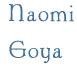 naomi Goya